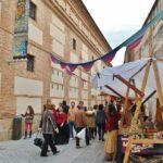 Mercado medieval de San Jerónimo en Talavera de la Reina