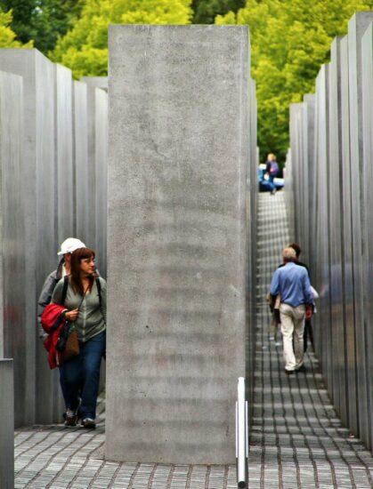 Monumento del Holocausto de los Judíos en Berlín