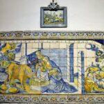 Azulejos de Talavera en la Basílica del Prado