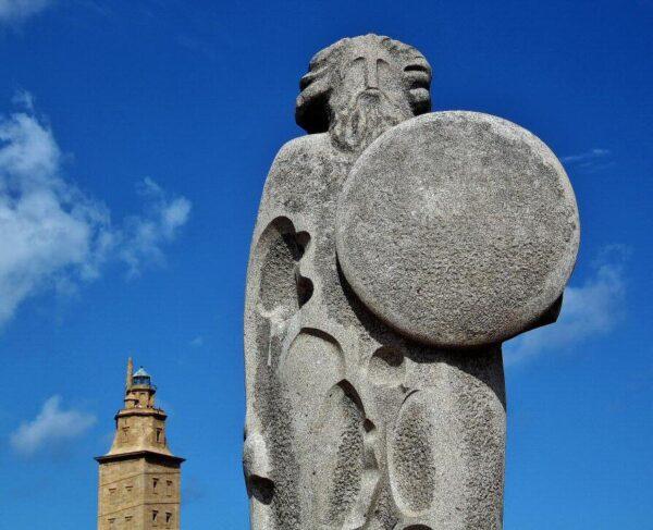 Parque Escultórico de la Torre de Hércules en A Coruña