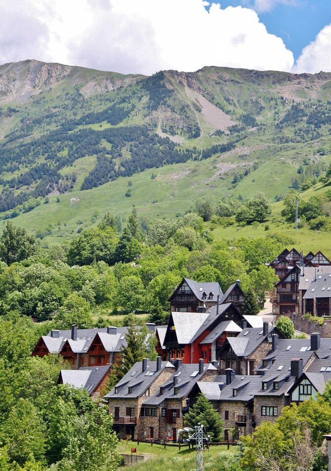 Debate el valle de aran no parece espa ol - Casas rurales valle de aran ...