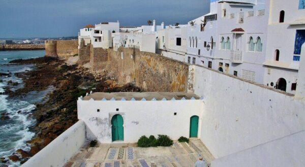 Asilah al norte de Marruecos