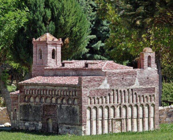 Parque temático del Mudéjar en Olmedo en Valladolid