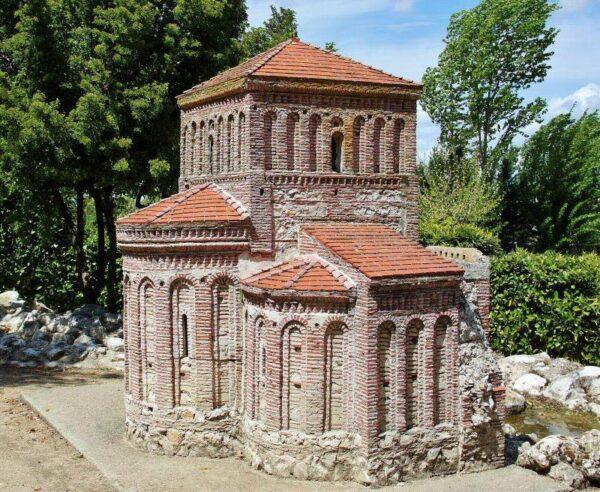 La Lugareja de Arévalo en parque temático del Mudéjar en Olmedo