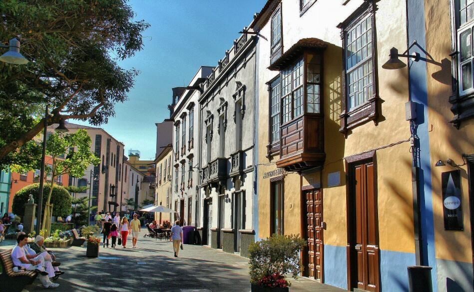 La Laguna se convierte en el centro del Ecoturismo, Patrimonio Histórico y Gastronomía de Canarias