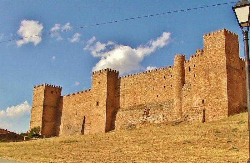 Castillo de Sigüenza, ahora parador nacional