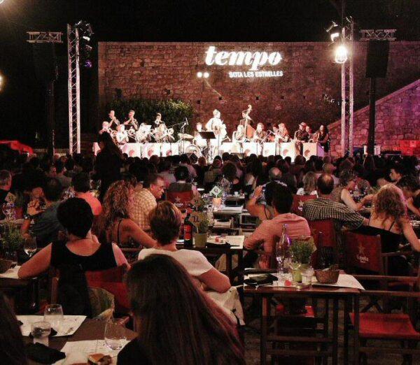 Festival Tempo Sota les Estrelles en Girona