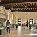 Gran Salón del castillo Condes de Flandes en Gante