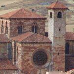 Catedral de Sigüenza en la provincia de Guadalajara