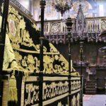 Coro de la catedral de Sigüenza