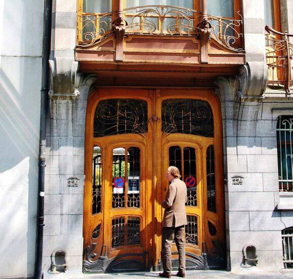 Casa Solvay, Art Noveau en Bruselas