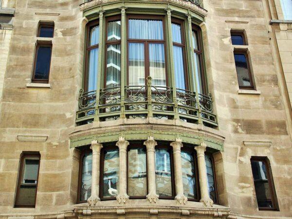 Casa Tassel, Art Noveau en Bruselas