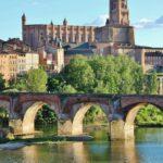 Catedral de Albi en Occitania al sur de Francia