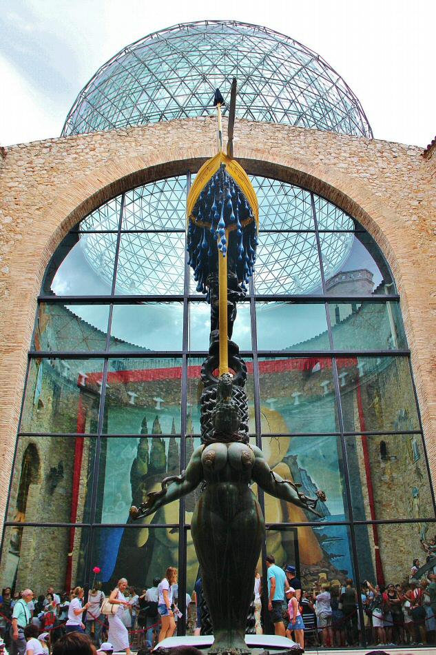 Museo Dali Figueres.Index Of Wp Content Uploads 2016 08