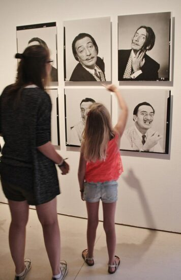 Museo Dalí en Figueras en la Costa Brava de Cataluña