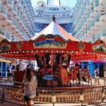 Tiovivo en el crucero Harmony of the Seas de Royal Caribbean