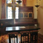 Oratorio en el palacio de la Magdalena en Santander