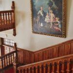 Hall Real en el palacio de la Magdalena en Santander