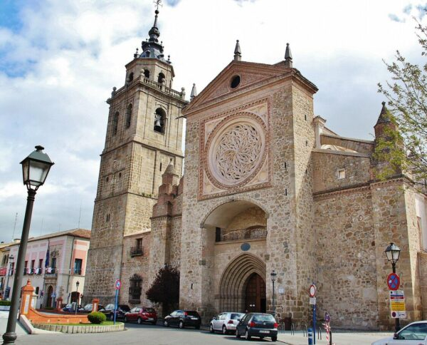 Colegial Santa María la Mayor en Talavera de la Reina