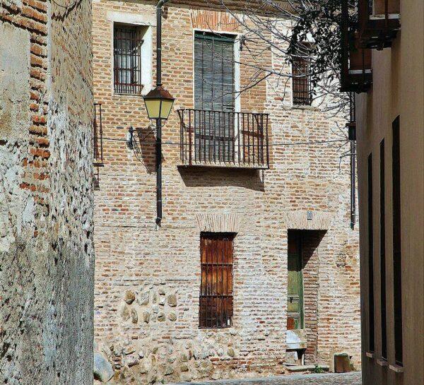 Rincón del centro histórico de Talavera de la Reina
