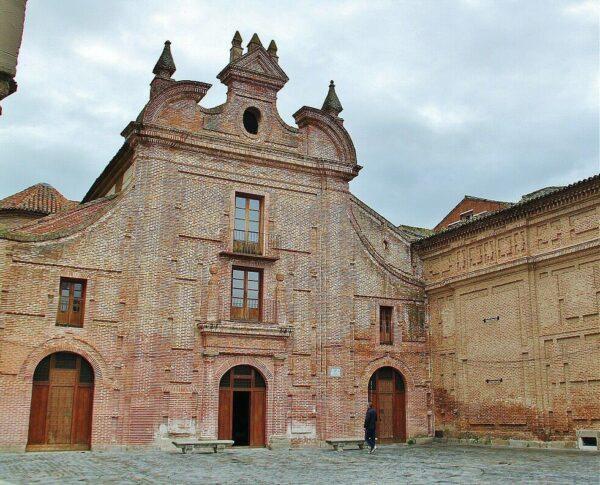 Plaza de San Agustín en Talavera de la Reina