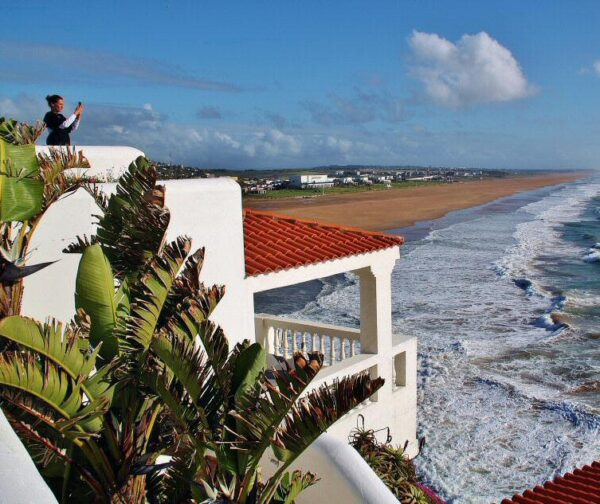 Hotel Le Mirage cerca de Tánger al norte de Marruecos