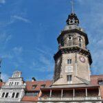 Torre del Palacio Real de Dresde