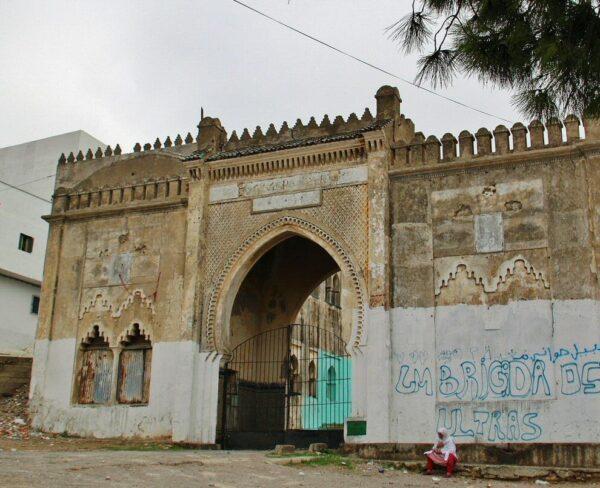Kasba de la Medina de Tetuán en Marruecos