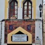 Rincón de la medina de Tánger al norte de Marruecos