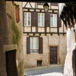 Cordes sur Ciel en Occitania al sur de Francia