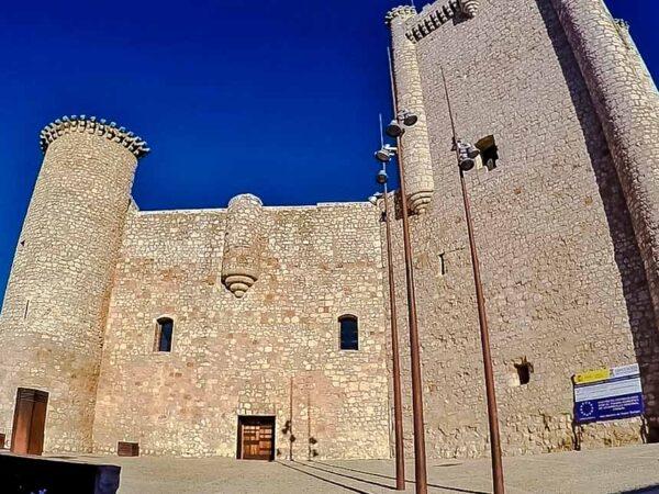 Castillo de Torija en la ruta del Viaje a la Alcarria en Guadalajara