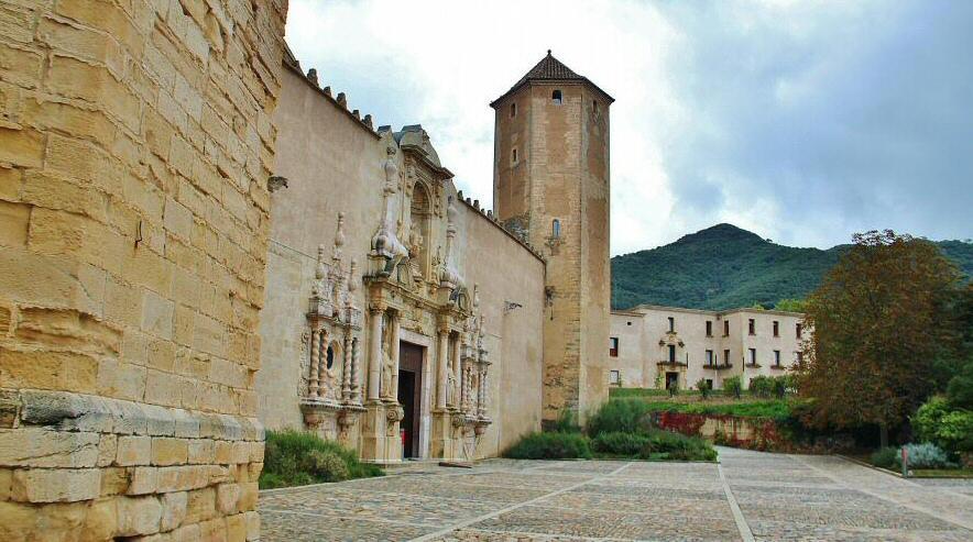 Resultado de imagem para monasterio poblet