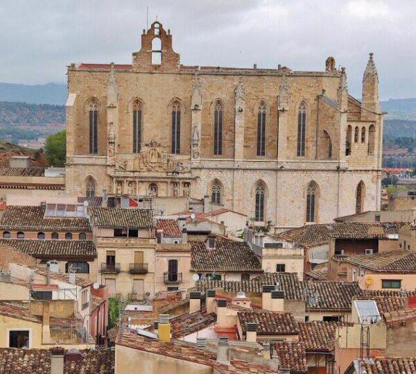 Iglesia de Santa María de Montblanc en Tarragona
