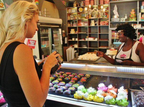 Pastelería Charlys Bakery en Ciudad del Cabo