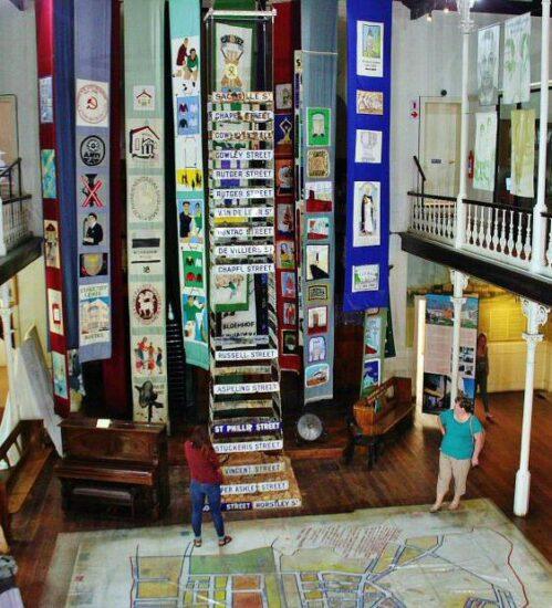 Museo del Distrito 6 en Ciudad del Cabo