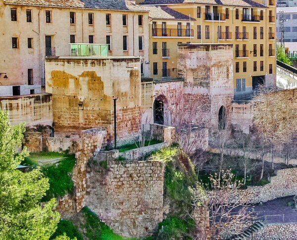 Murallas de Alcoy en la provincia de Alicante