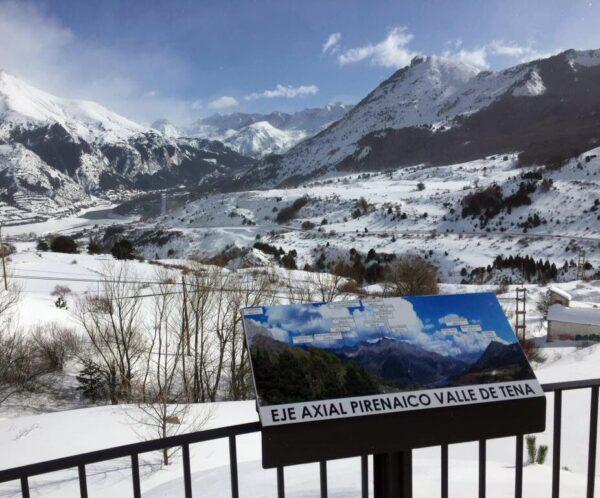 Estación de esquí de Formigal en Aragón