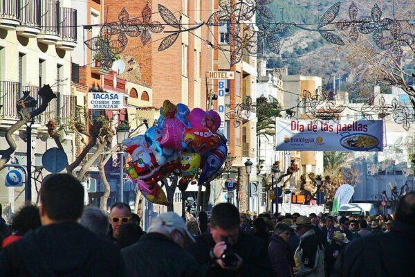 Día de las Paellas en Benicássim en Castellón