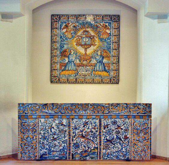 Museo de Azulejos en Lisboa