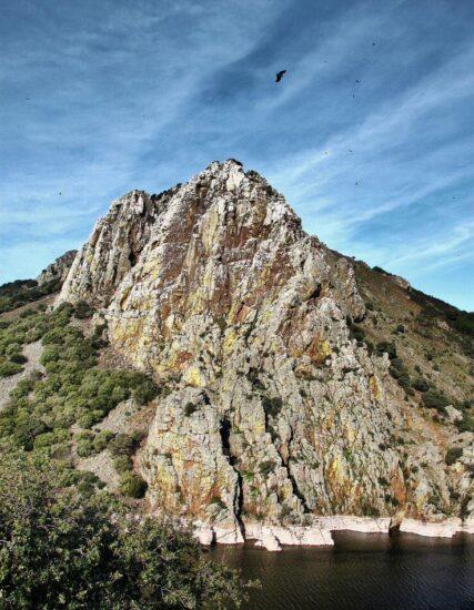 Salto del Gitano en el parque nacional de Monfragüe