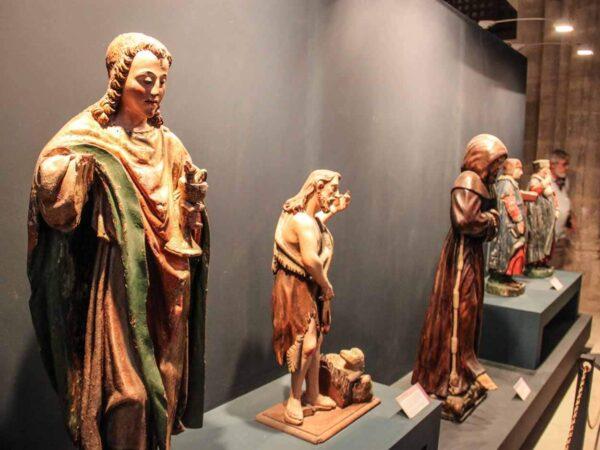 Museo de Arte Sacro en Aranda de Duero