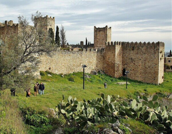 Murallas de Trujillo en Extremadura