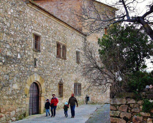 Rincón de Trujillo en Extremadura