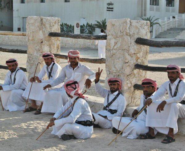 Rincón de Doha en Qatar