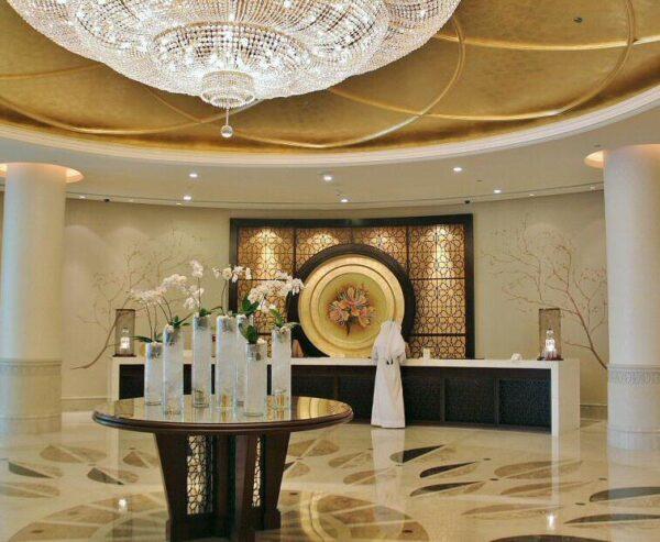 Hotel Shangri La en Doha en Qatar