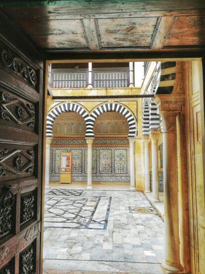 Gran Mausoleo de Kairouan en Túnez