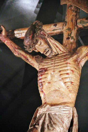 Capilla del Devoto Cristo en la Catedral de Perpiñán