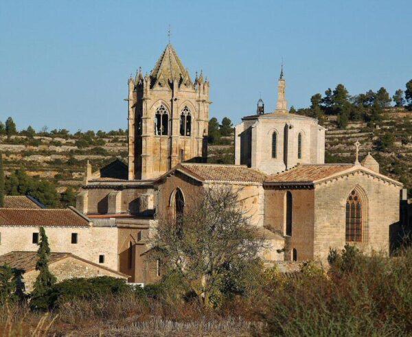 Monasterio Vallbona de las Monjas en Ruta del Císter en Cataluña