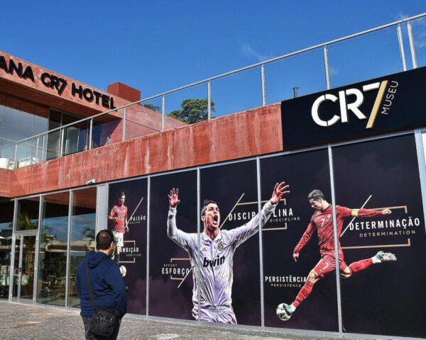 Museo de Cristiano Ronaldo en la isla de Madeira