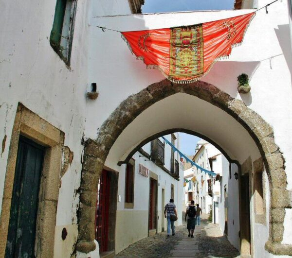 Rincón de Marvao en el Alentejo de Portugal